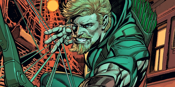Image result for oliver queen comics