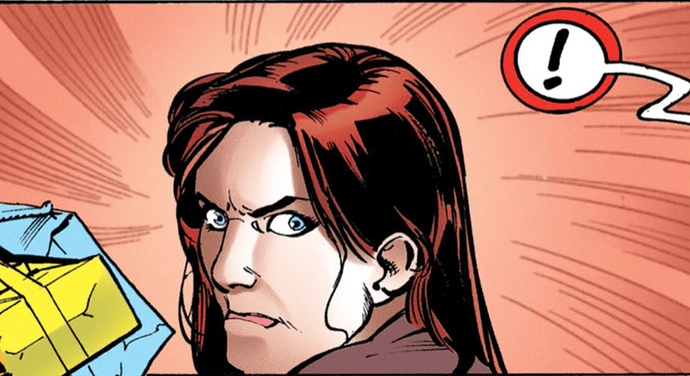 Lois Angry