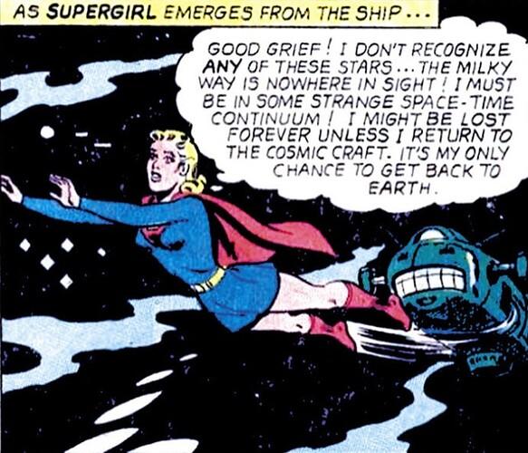 acrtion supergirl