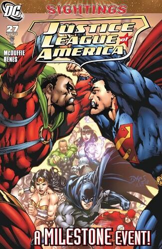 Justice League 27
