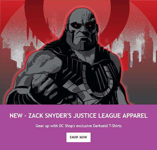 Shop ZS Justice League