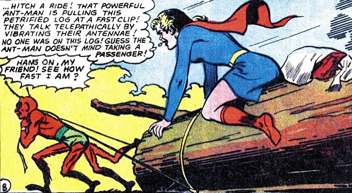 supergirl antman