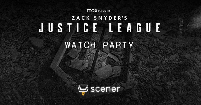 Join Zack Snyder for the official Justice League watch party - RSVP Now