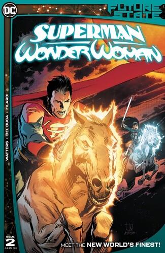 superman wonder woman 2