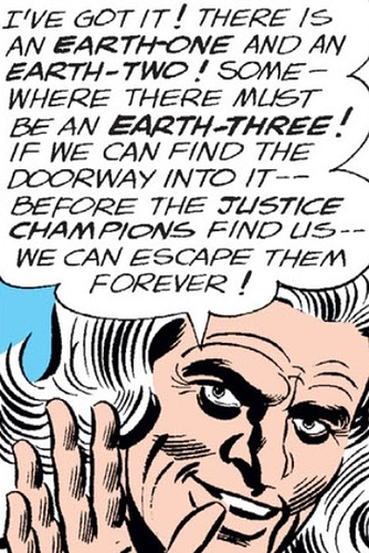 There Must Be an Earth Three