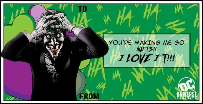 Joker Vday