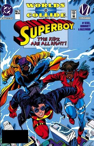 superboy 7
