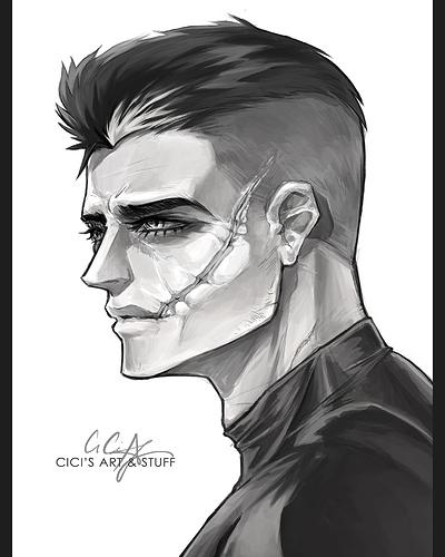 DC Jason Todd Gotham KNights Portrait INSTA FULL V2