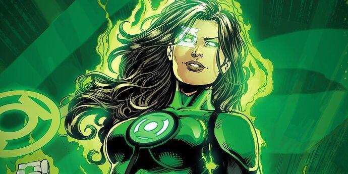Jessica Cruz Green Lantern