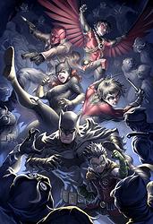 Batman-DC-Comics-bat-family-art-1227573
