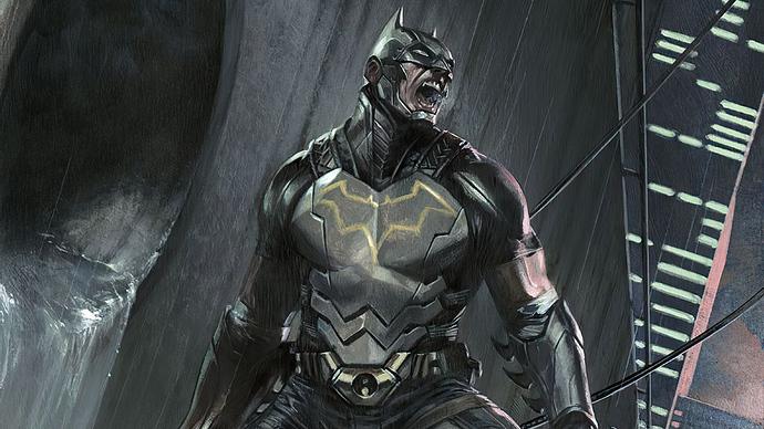Batman new