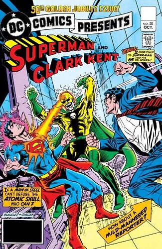 dc comics presents 50