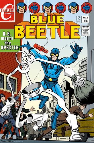 blue_beetle ditko