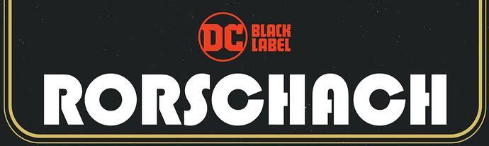 Rorschach Logo