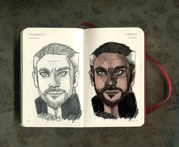 Ra's Sketch Practice