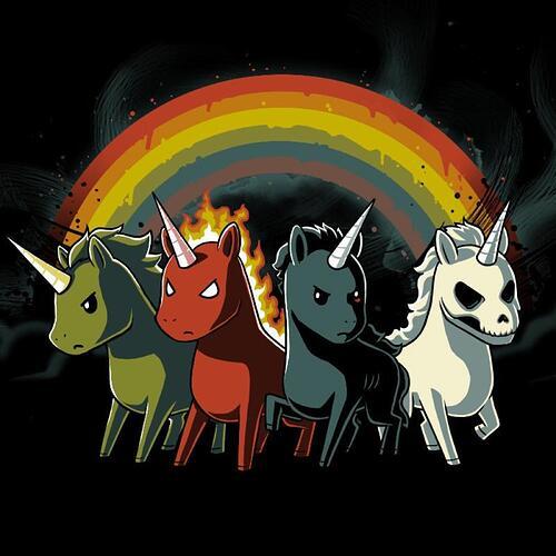 four-unicorns-of-the-apocalypse-t-shirt-teeturtle-1000x1000