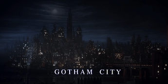 Batman Opening Sequence 1989