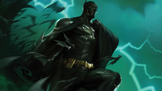 the next batman wp