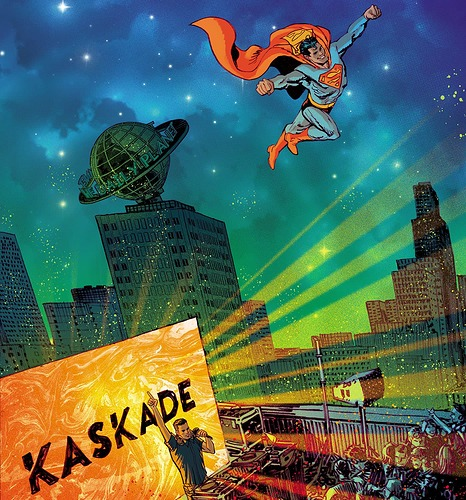 Limited Edition Superman #1 Kaskade Cover