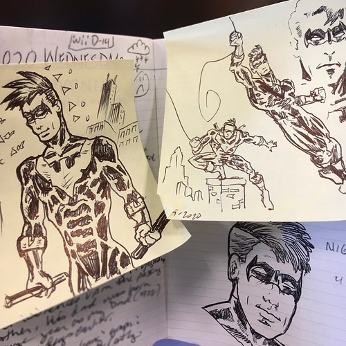 Nightwing_sketches-april-2020