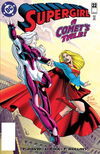 supergirl comet