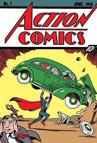 Action Comics (1938-2011) #1 - Comics by comiXology