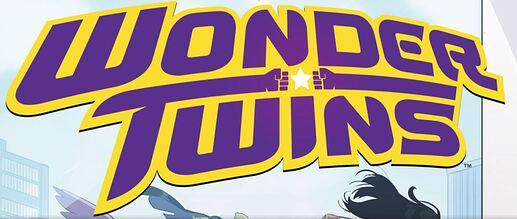 Wonder Twins Logo