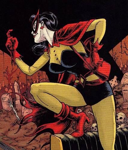 kathy kane batwoman