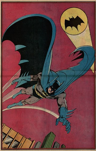 70s Batman Poster