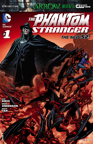 Phantom Stranger 5