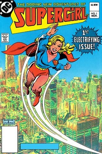 Daring Supergirl 1