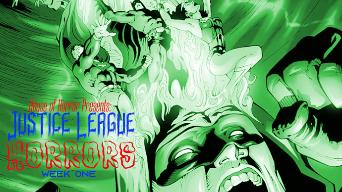 Justice League Horrors 1