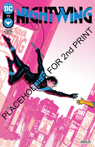 nightwing 79 placeholder