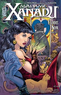 MadameXanadu2008_Issue11_Cover
