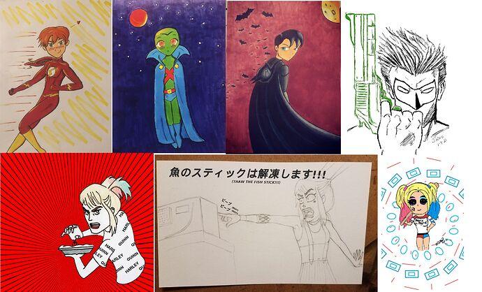 Anime combo 3