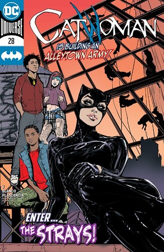 Catwoman 28