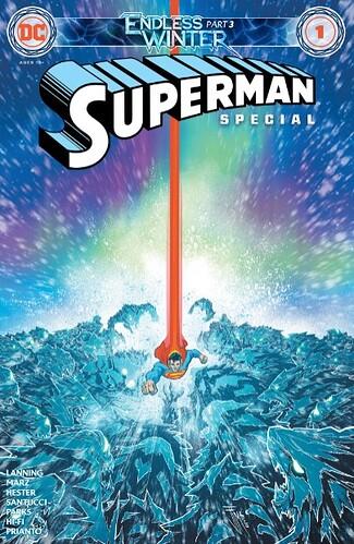 Superman endless winter ch 3