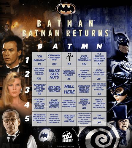 BatmanBingo