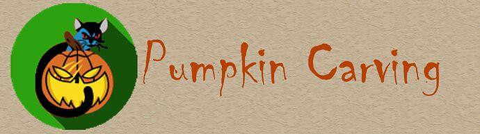 Oct Pumpkin Carving
