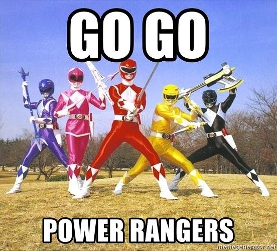 go-go-power-rangers