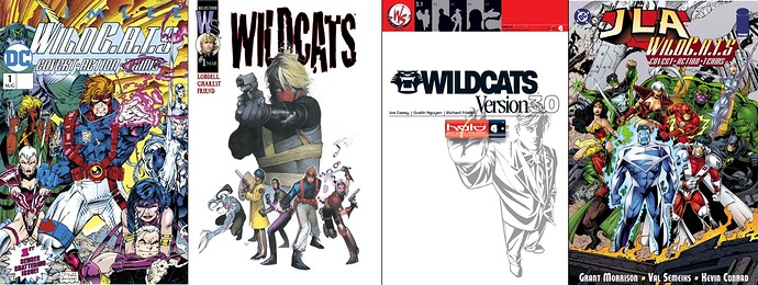 Wildcats covers