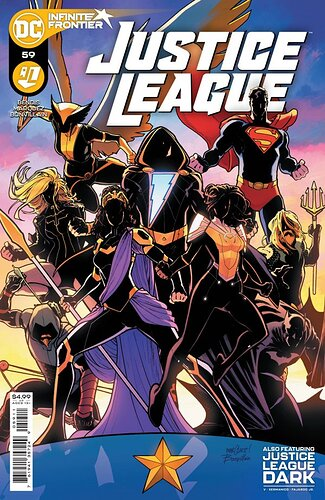 Justice League #59 Reviews
