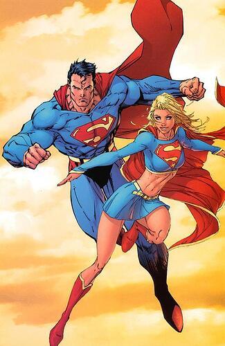 superman_supergirl_michael_turner_comic_book_artist_illustrator_comics_art_drawing_illustration_artwork_nyc