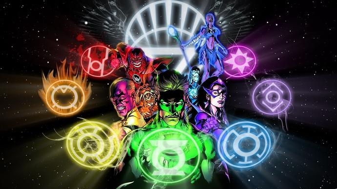 Lantern Colors