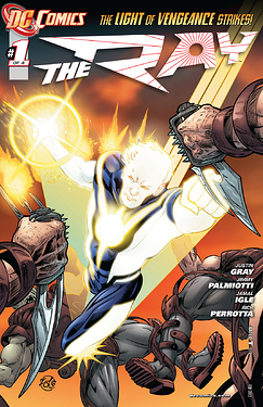 The Ray 2011 1 Cover