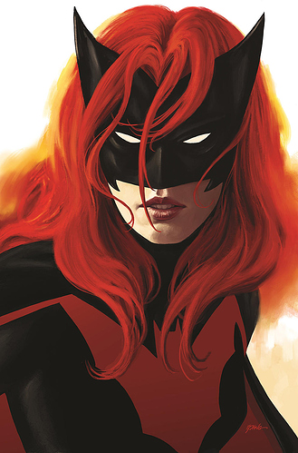Batwoman by Epting