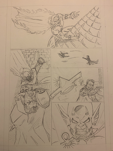 Dr Fate Page 4