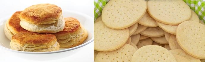 Biscuits vs. Biscuits