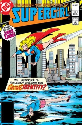 daring supergirl 4