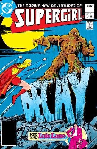daring supergirl 3